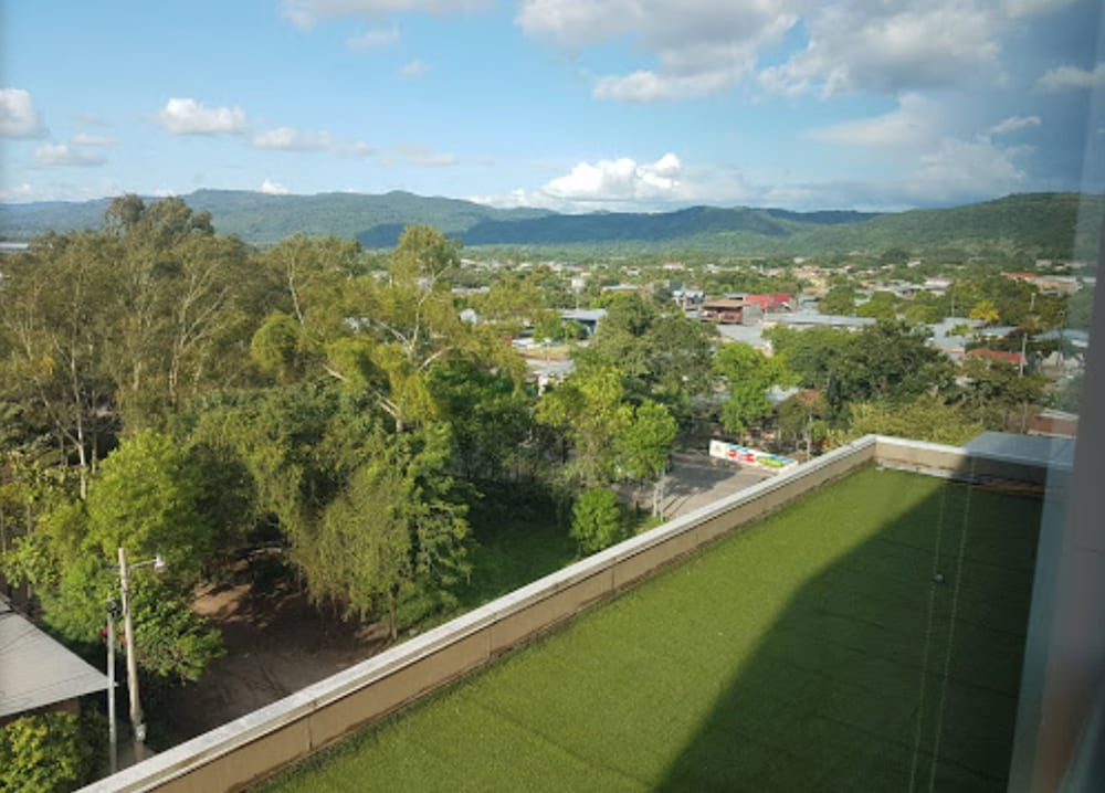 View from Room, Hotel Hex Esteli