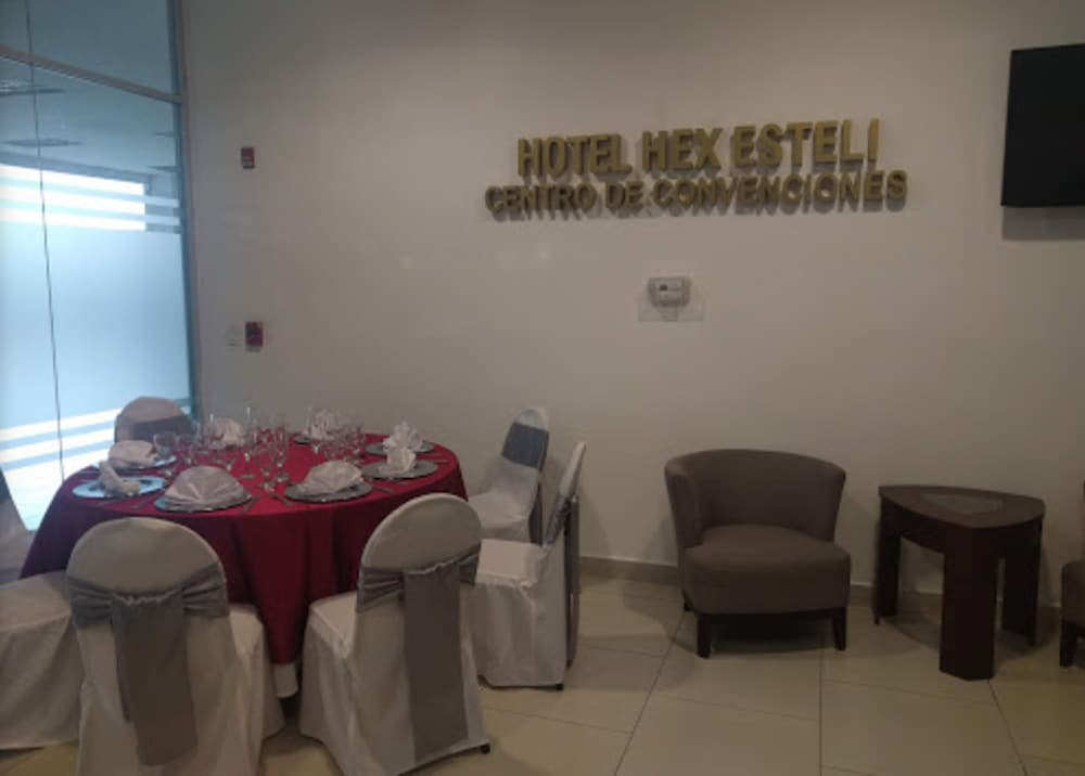 Meeting Facility, Hotel Hex Esteli