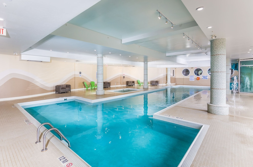 Indoor Pool, Living Water Resort and Spa
