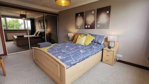 3 bedrooms, WiFi