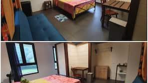 4 bedrooms, iron/ironing board, WiFi