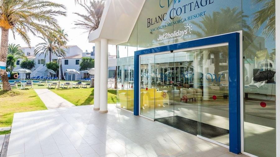 Blanc Cottage Apartamentos