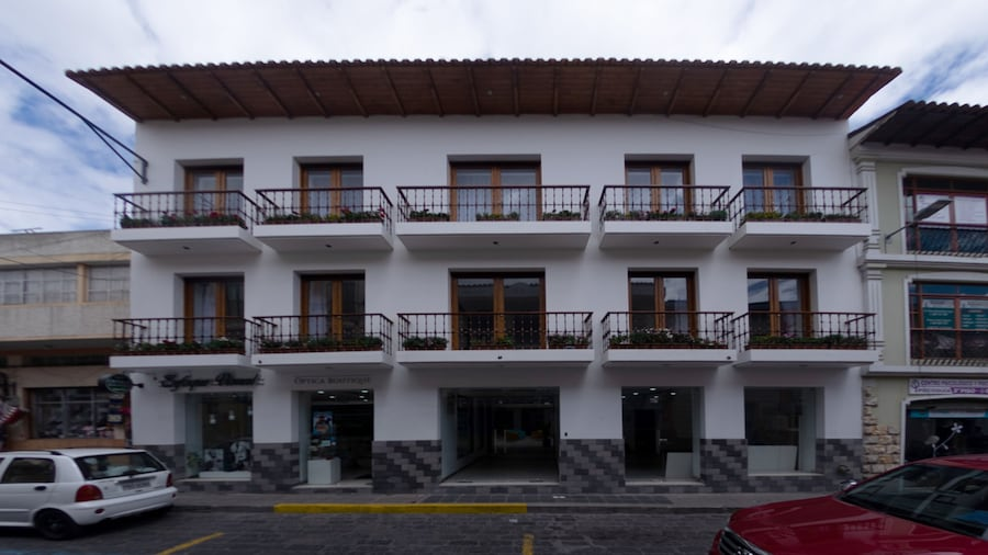 REEC Latacunga by Oro Verde Hotels