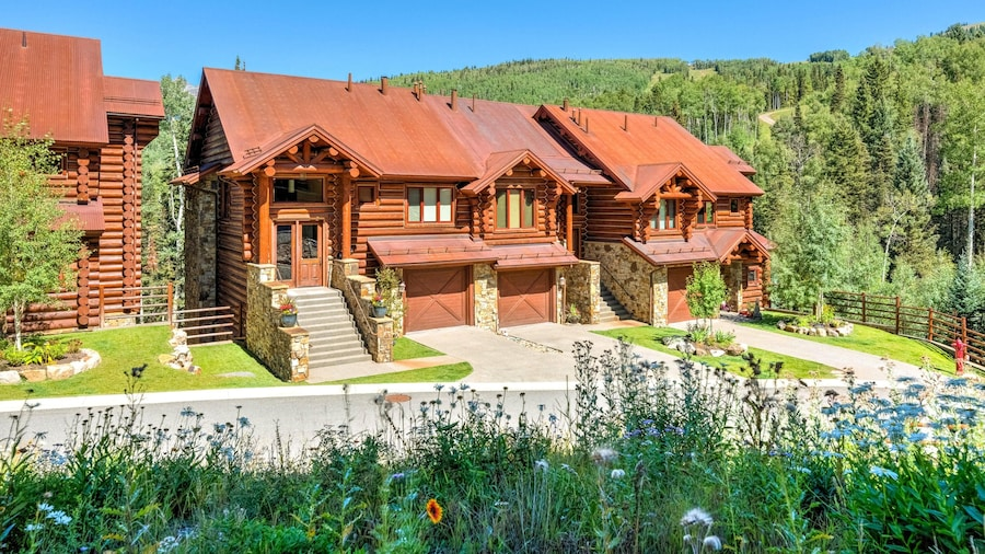 Townhome on the Creek 135 by Alpine Lodging Telluride