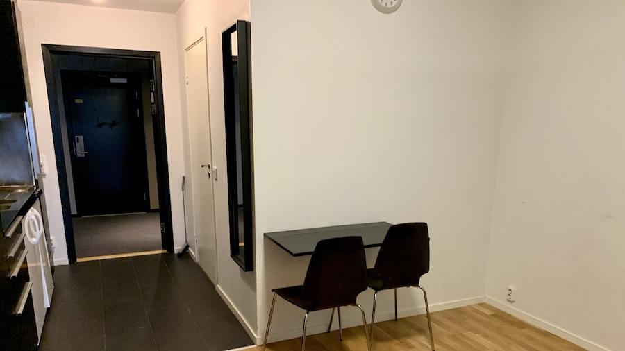 2 rooms apartment in Årsta Stockholm