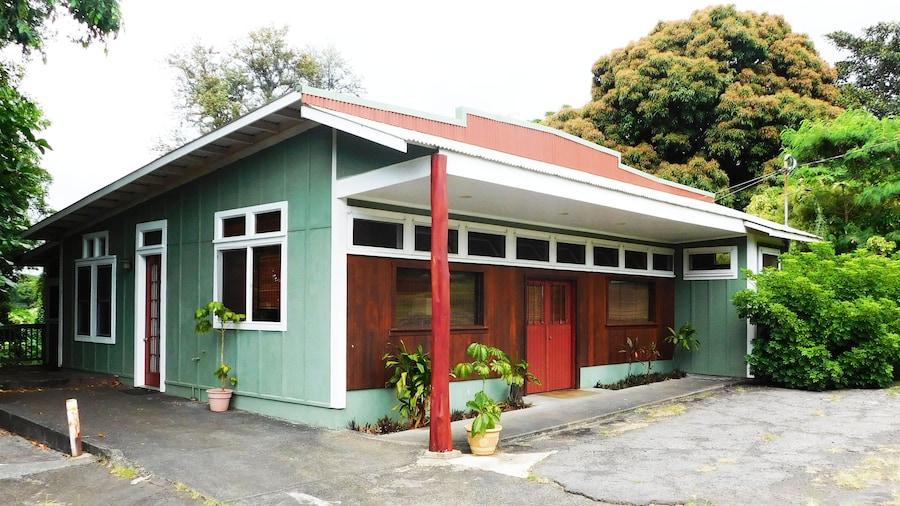 Pahala Plantation Cottages