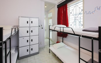 Saigon Backpackers Hostel @ Cong Quynh