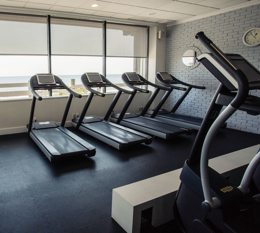 Gym, Gurney's Montauk Resort & Seawater Spa
