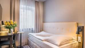 Allergitestet sengetøy og skrivebord