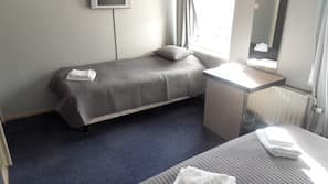 Een kluis op de kamer, gratis wifi