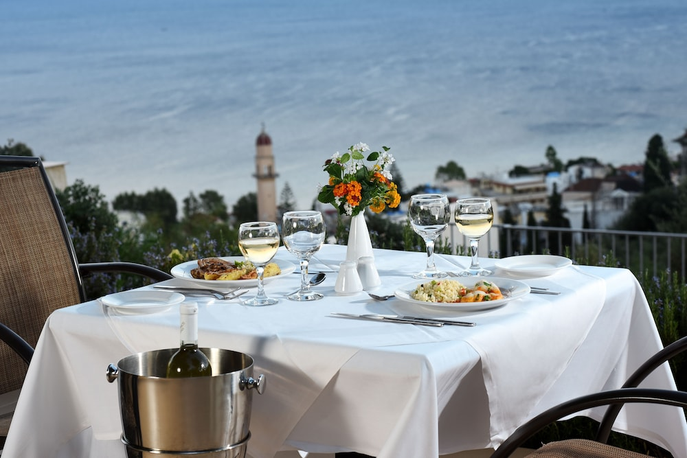 Outdoor Dining, Avalon Hotel - Adults Only