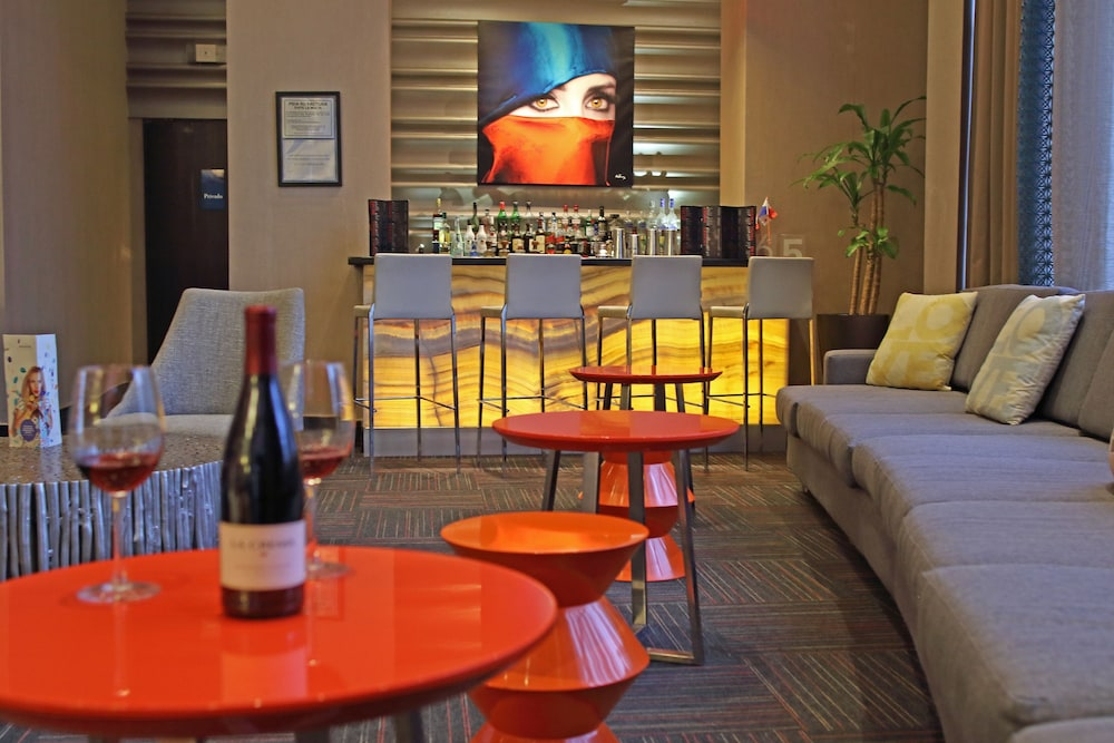 Bar, Novotel Panama City