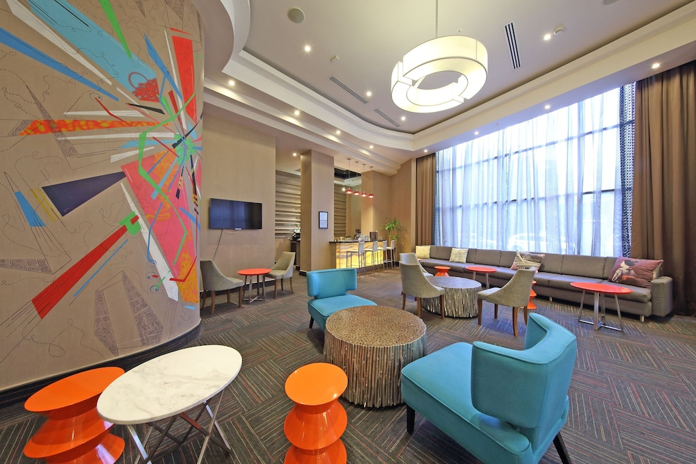 Interior Detail, Novotel Panama City