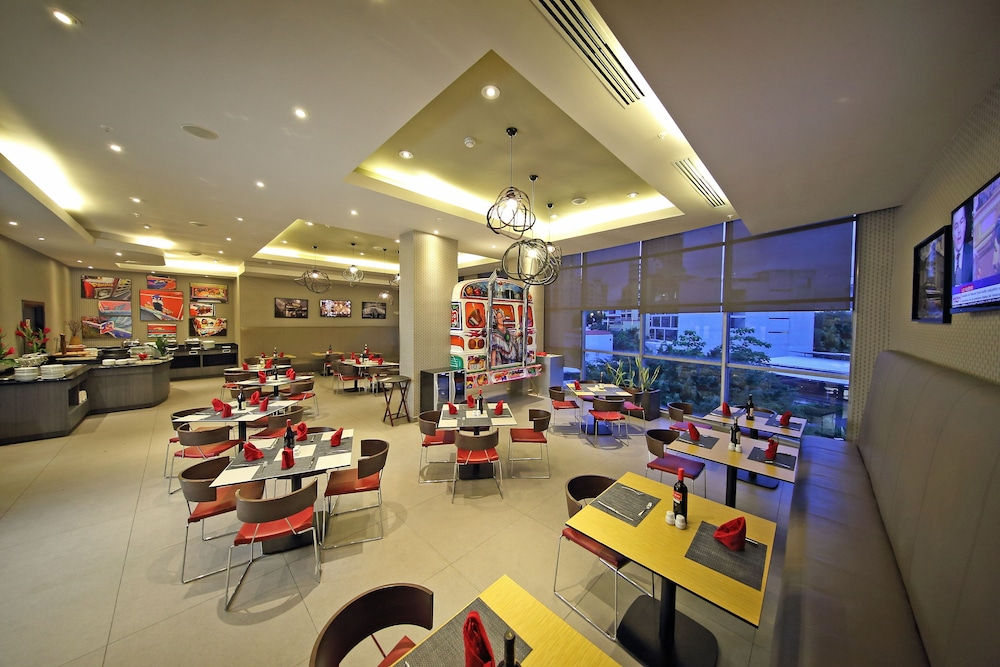 Restaurant, Novotel Panama City