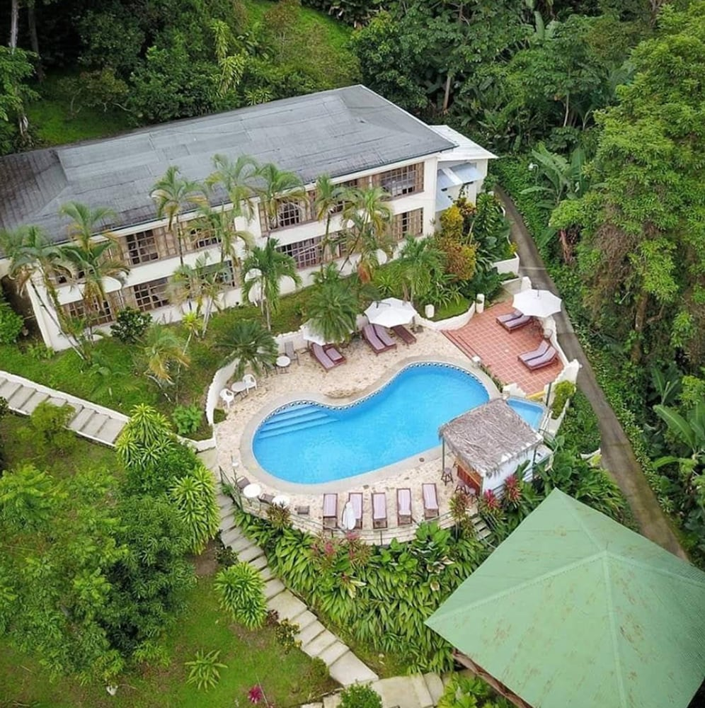 Aerial View, Tabulia Tree Hotel and Villas