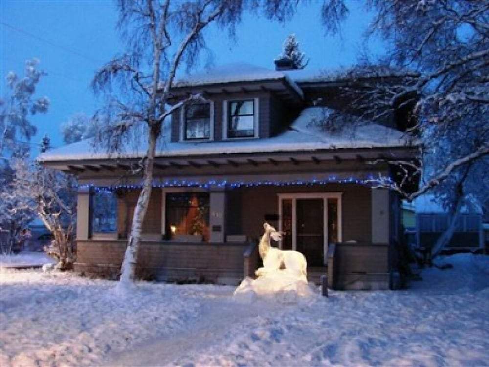Featured Image, Alaska Heritage House Bed and Breakfast