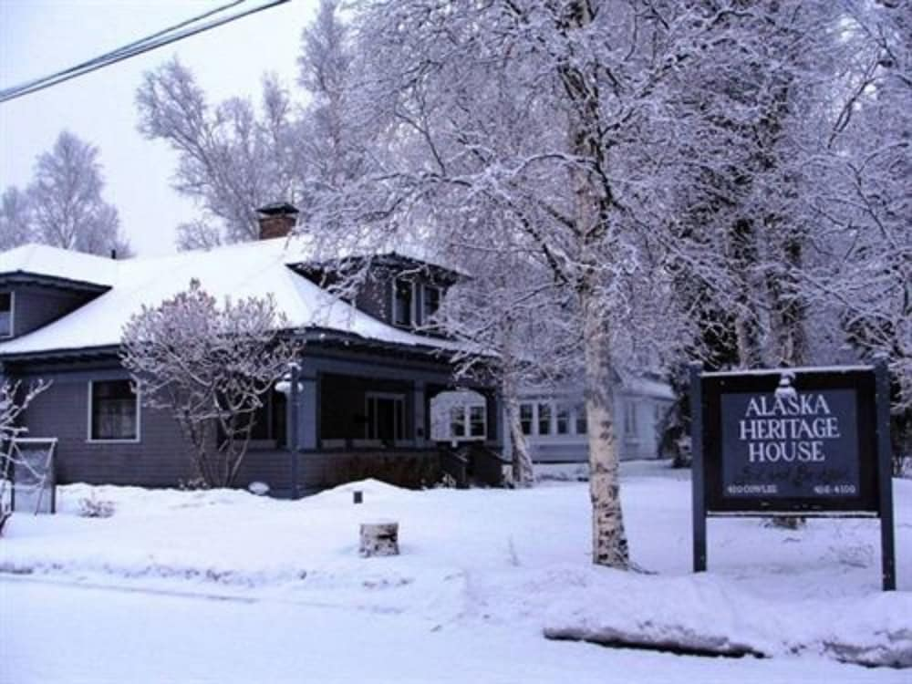 Miscellaneous, Alaska Heritage House Bed and Breakfast