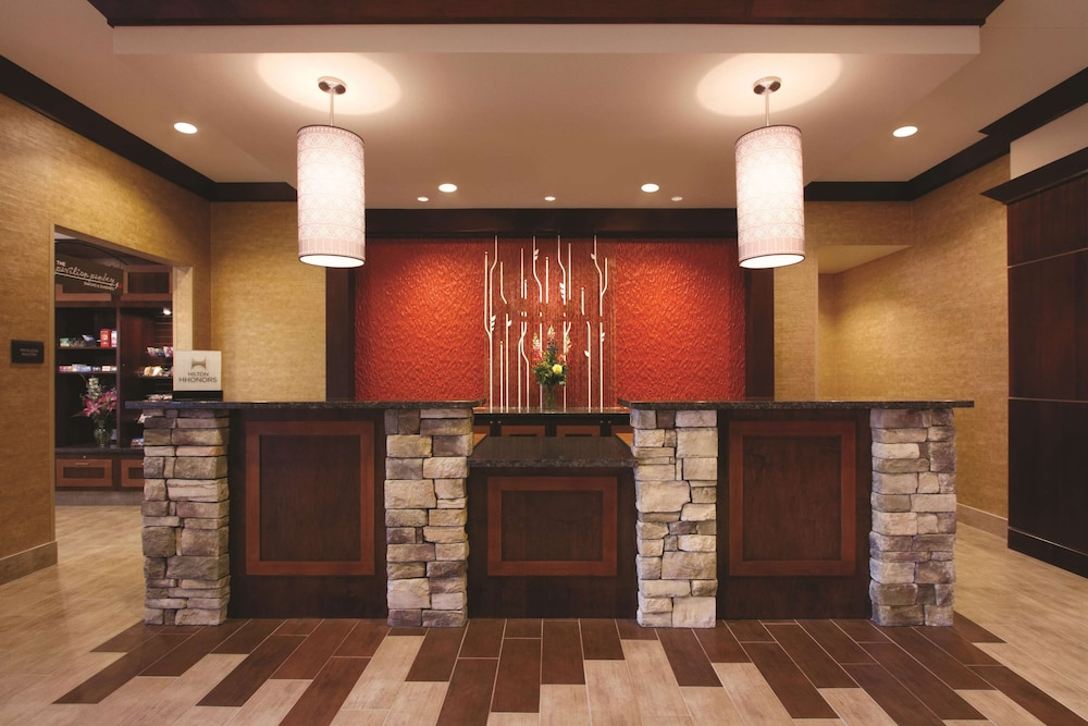 Reception, Hilton Garden Inn Oklahoma City Bricktown