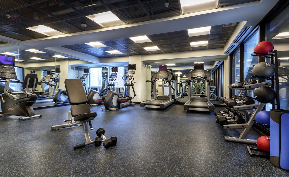 Fitness Facility, The Godfrey Hotel Chicago