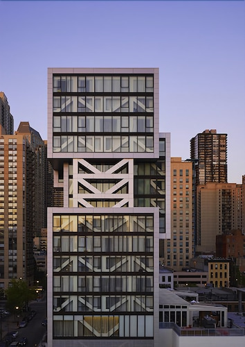 Exterior, The Godfrey Hotel Chicago