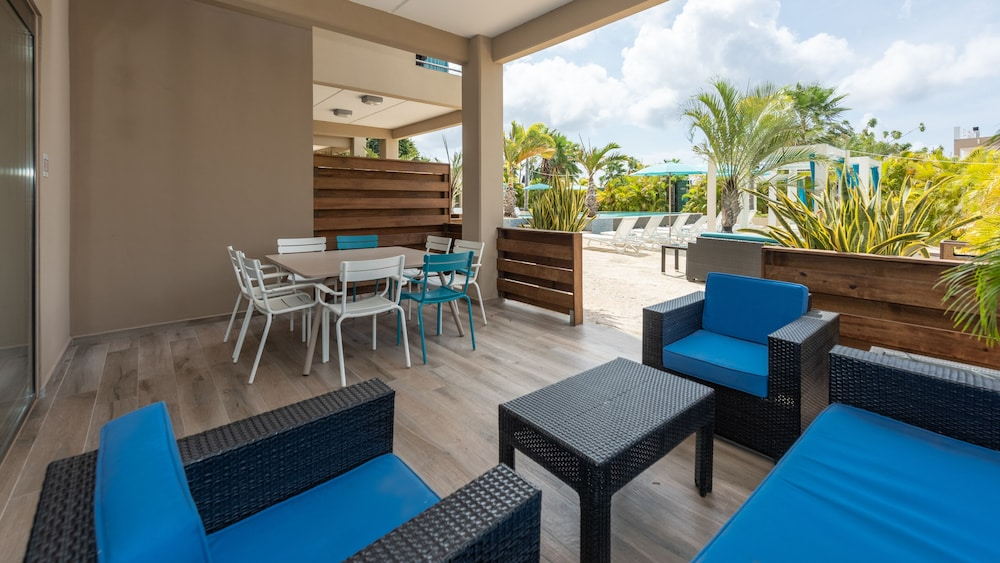Terrace/Patio, The Beach House Curacao