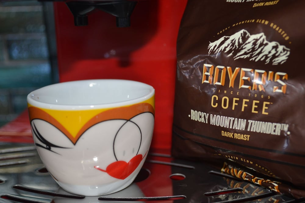 Coffee and/or Coffee Maker, Powderhorn Vacation Rentals