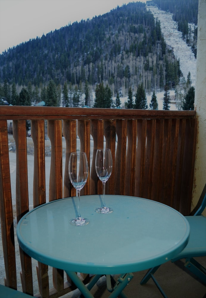 View from Room, Powderhorn Vacation Rentals