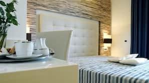 Minibar, una cassaforte in camera, culle/letti per bambini (a pagamento)