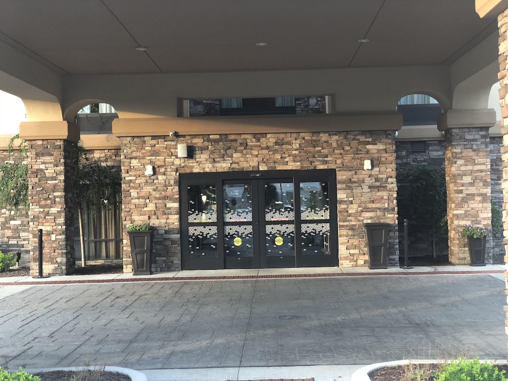 Property Entrance, Hampton Inn Indianapolis NW/Zionsville