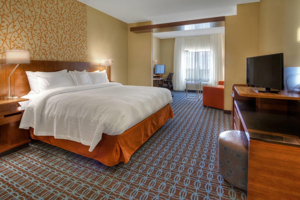 Fairfield Inn Suites Oklahoma City Yukon In Oklahoma City Hotel