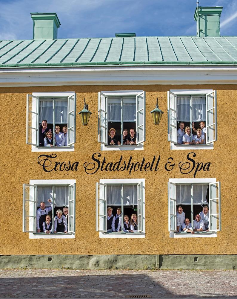 hotel trosa stadshotell & spa