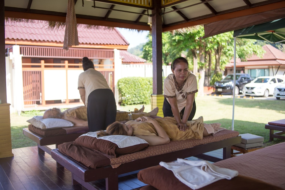 Massage, Klong Prao Resort