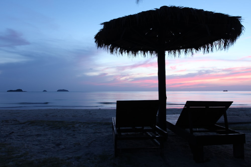 Beach, Klong Prao Resort