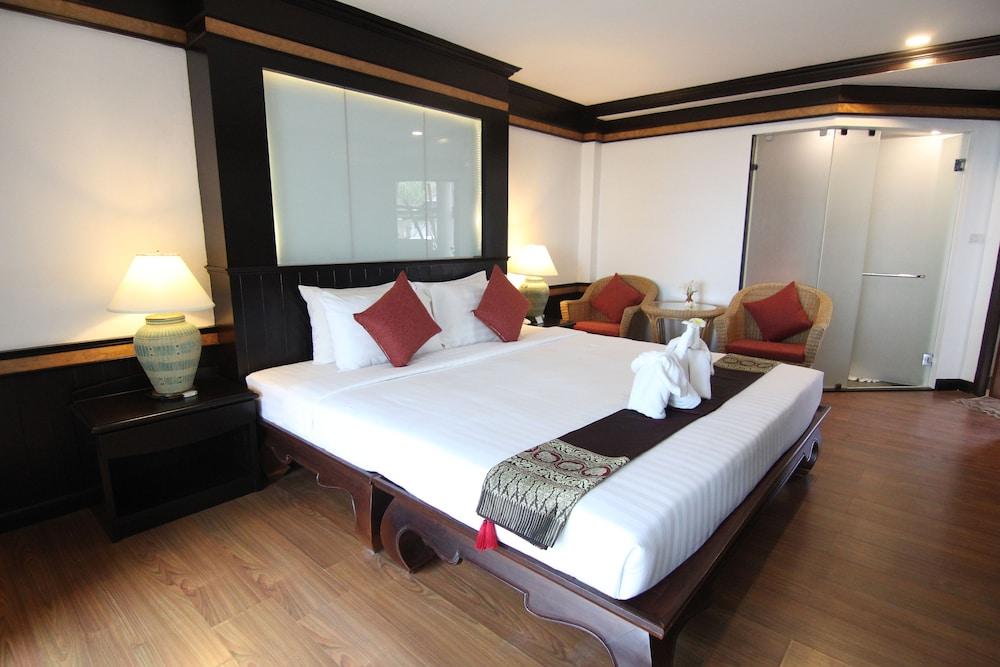 Room, Klong Prao Resort