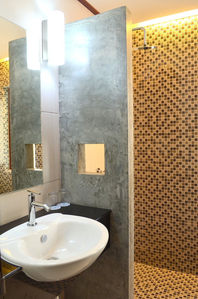 Bathroom, Klong Prao Resort