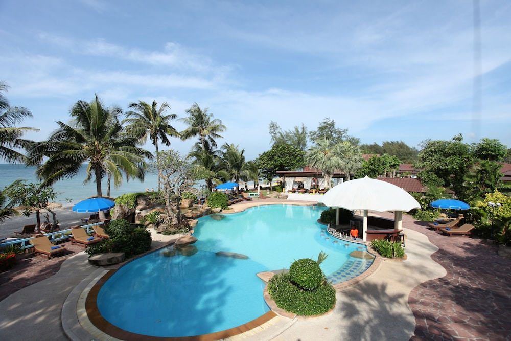 Outdoor Pool, Klong Prao Resort