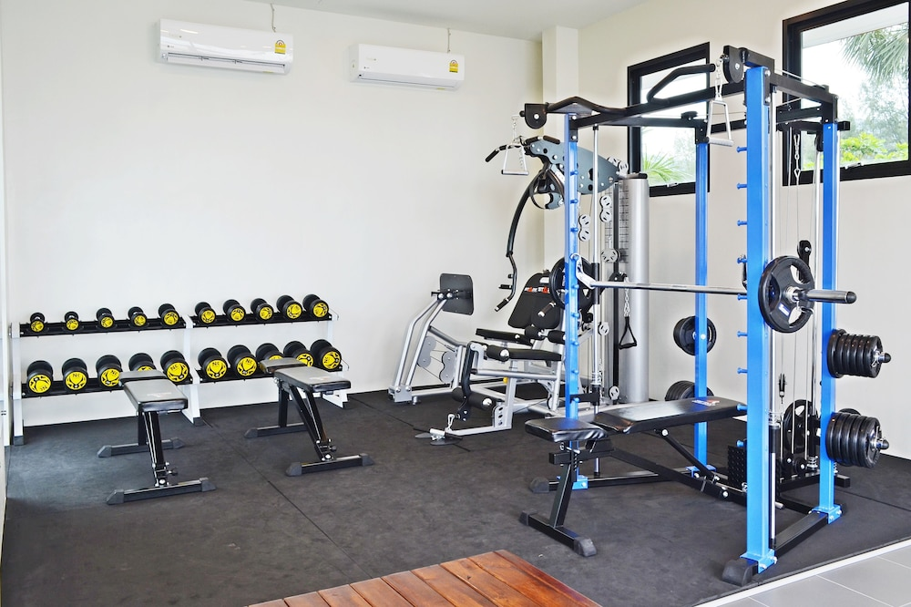 Fitness Facility, Klong Prao Resort