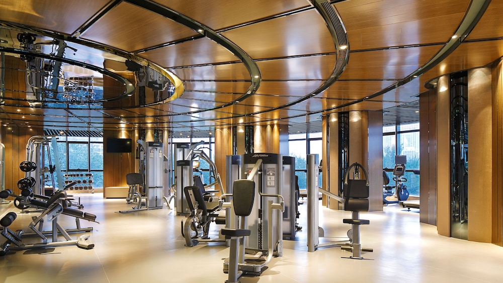 Fitness Facility, Crowne Plaza Beijing Lido