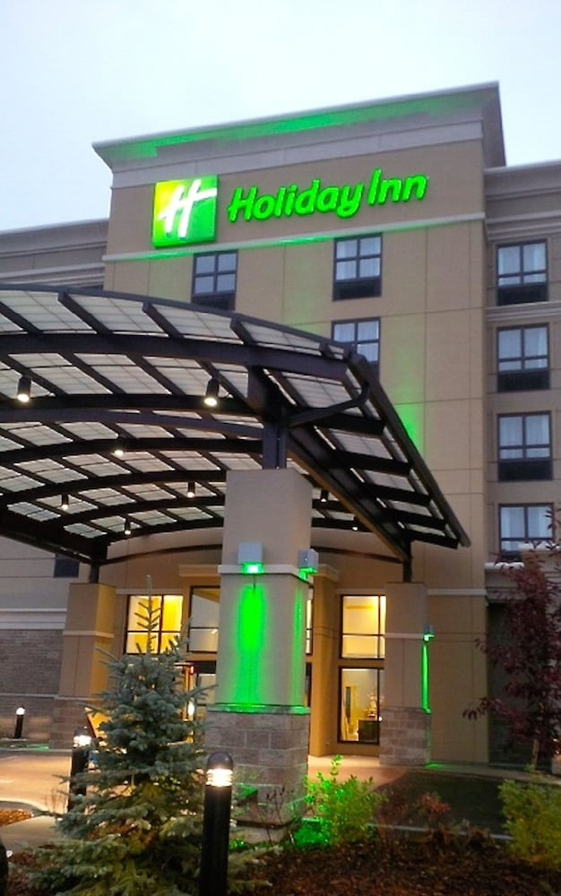 Holiday Inn Hotel Suites Edmonton Airport Conference Ctr 2019