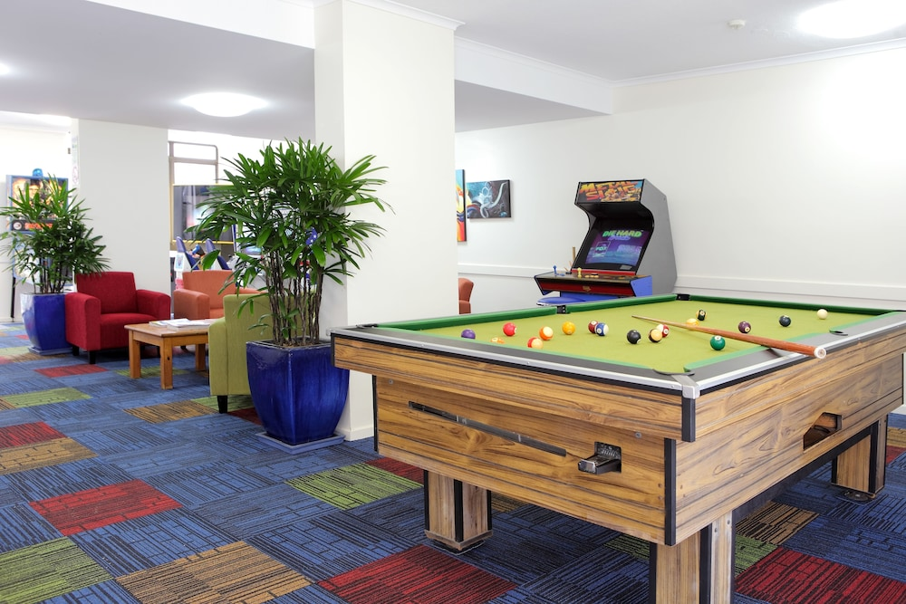 Game Room, Pacific Beach Resort