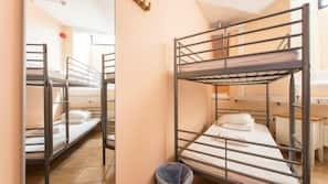 Safe på rommet, gratis wi-fi og sengetøy