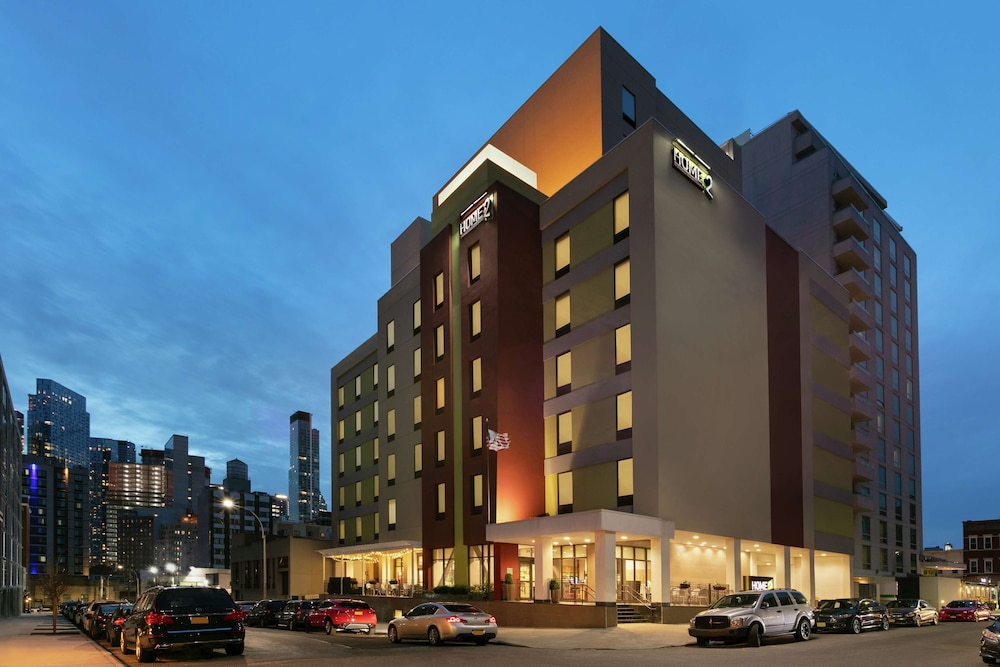 Exterior, Home2 Suites by Hilton NY Long Island City/Manhattan View