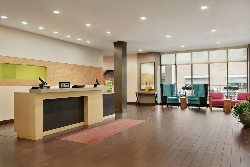 Lobby, Home2 Suites by Hilton NY Long Island City/Manhattan View