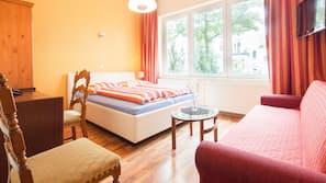 Zimmersafe, Schreibtisch, kostenlose Babybetten