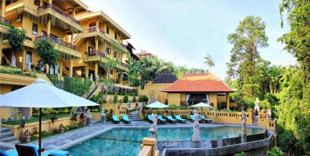 Sri bungalows ubud 2018 room prices from 34 deals for Top hotels in ubud bali