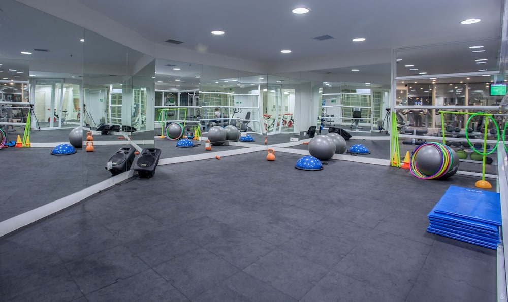 Fitness Facility, GHL Corales de Indias