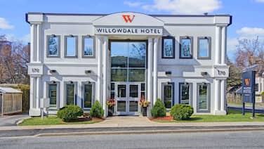Willowdale Hotel Toronto North York