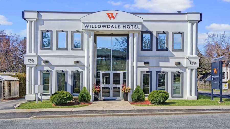 Willowdale Hotel Toronto North York