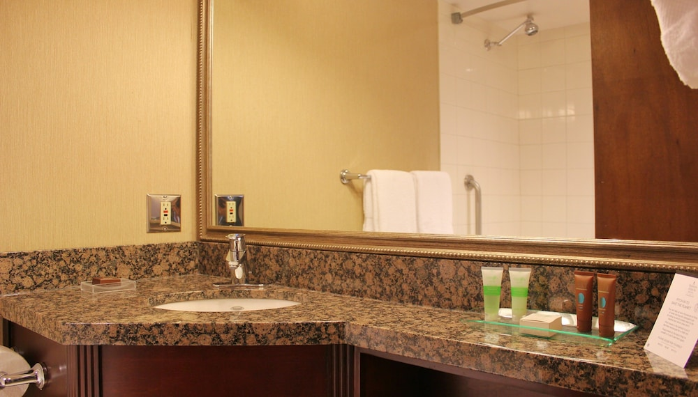 Bathroom Sink, Prestige Vernon Lodge and Conference Centre