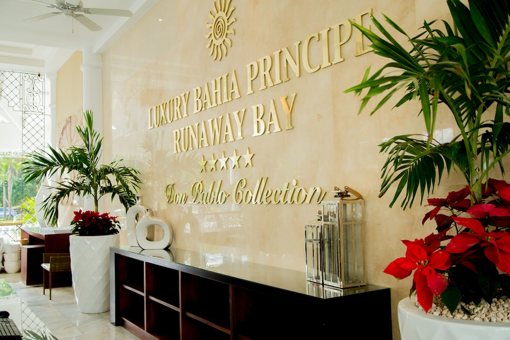 Reception, Bahia Principe Luxury Runaway Bay - Adults Only - All Inclusive